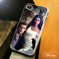 The Vampire Diaries Love Sucks iPhone 4S/5S/5C/SE/6S Plus Case