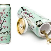 Diversion Can Safes- Lookalike Safe- Arizona Tea- Assorted Flavors:Amazon:Home & Kitchen