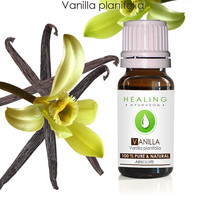 Vanilla Absolute-  True vanilla absolute oil-Pure Vanilla oil- Vanilla planifolia- Sensual- Aromatherapy oil- Natural perfumery- Undiluted