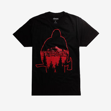 The Shining Jack Silhouette T-Shirt