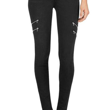J Brand Jeans - 8870 Photo Ready Dee Zip Super Skinny by J Brand