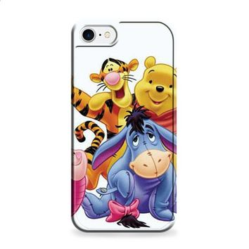 Winnie The Pooh group shot iPhone 6 Plus | iPhone 6S Plus case