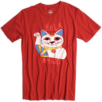 Lucky Cat T-shirt (XL only)