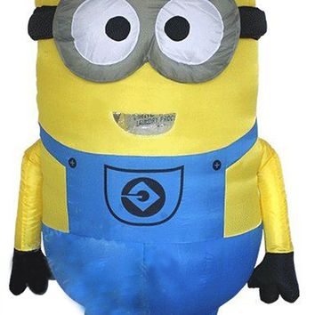 Animal Themed Halloween Costumes Minion Mascot Costume Funny Party Dress Inflatable Pegasus Humorous Fancy Suit