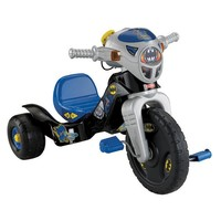 DC Super Friends Batman Lights & Sounds Trike by Fisher-Price