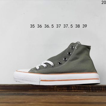 Kuyou Fa19630 Converse Chuck Taylor All Star Core Hi High Top Canvas Shoes