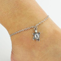 VONE05R Stylish New Arrival Jewelry Ladies Sexy Gift Shiny Cute Hot Sale Summer Animal Simple Design Accessory Anklet [8527542087]