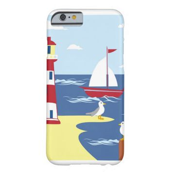 Sailing Dreams Iphone Case Barely There iPhone 6 Case