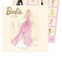 "Barbie 2015 12"" Wall Calendar - Barbie Calendars 