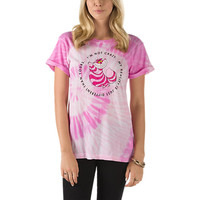 Disney Crazy Cheshire Rocker T-Shirt | Shop at Vans