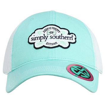 "Simply Southern ""Logo Patch"" Hat"