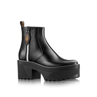 Products by Louis Vuitton: Power Squad Platform Ankle Boot