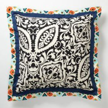 Florence Euro Sham by Anthropologie Multi Euro Sham House & Home