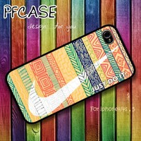 Nike Just do it aztec tone : Case For Iphone 4/4s ,5 / Samsung S2,3,4