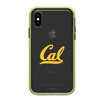 LifeProof Cal Bears iPhone X Night Flash Slim Case