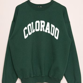 ERICA COLORADO SWEATSHIRT