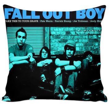 Fall Out Boy TTTYG Pillow