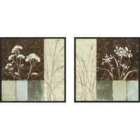 Walmart: Country Evening, Set of 2 Prints
