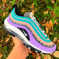 Free shipping-Nike Air Max 97 Have A Nike Day Air cushion sneakers