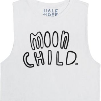 Moonchild-Unisex Snow T-Shirt