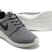 """Nike Roshe Run"" Unisex Sport Casual Sneakers Couple Running Shoes"