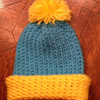 South Park Inspired Eric Cartman Knitted Winter Hat