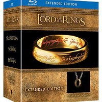The Lord Of The Rings: Extended Edition (Blu-ray)