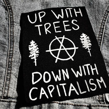 Anti capitalism patch