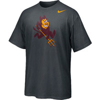 Arizona State Sun Devils NCAA Carbon Fiber T-Shirt