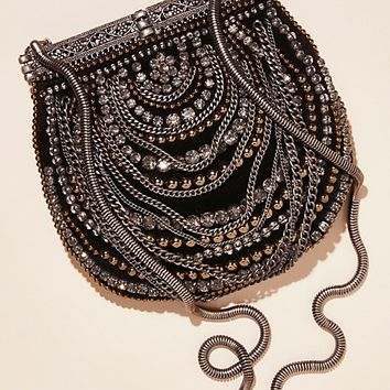 Diamonte Embellished Crossbody