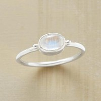 Radiant Moonstone Ring                       | Robert Redford's Sundance Catalog