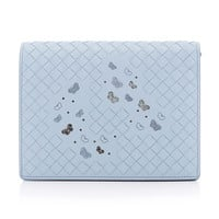Small Butterfly Chain Strap Wallet | Moda Operandi