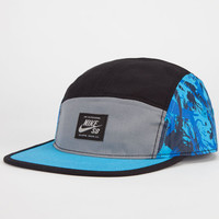 Nike Sb Lizard Aw84 Mens 5 Panel Hat Black/Blue One Size For Men 23198818401