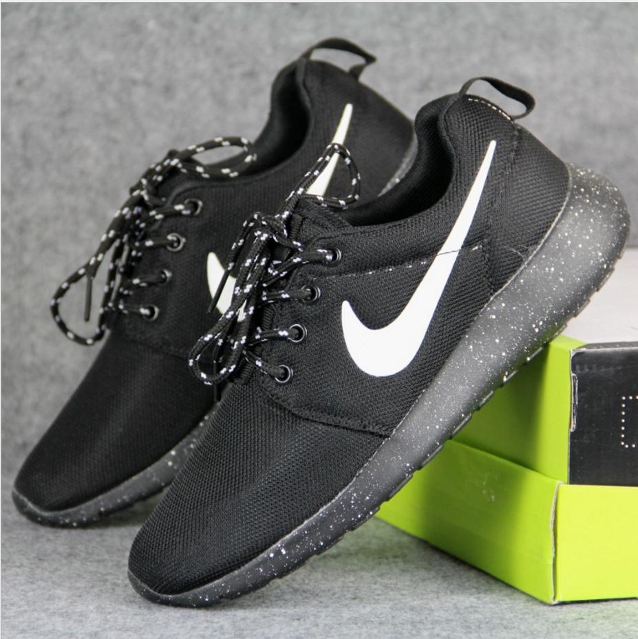 NIKE Women Men Running Sport Casual Shoes Sneakers Black starry sky 0467e5576