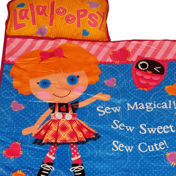 Lalaloopsy Nap Mat Sew Magical Toddler Slumber Roll