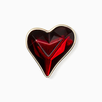ashe place gem heart sticker | Kate Spade New York
