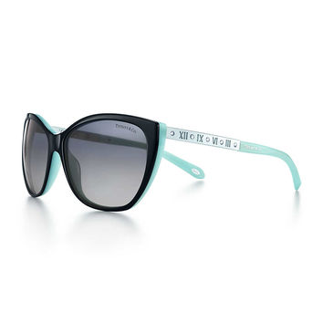 Tiffany & Co. - Atlas®:Cat Eye Sunglasses