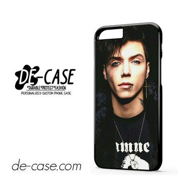 Andy Biersack Black Veil Brides Vocalist DEAL-766 Apple Phonecase Cover For Iphone 6 / 6S