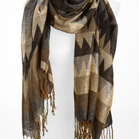 David & Young Zigzag Scarf | Nordstrom