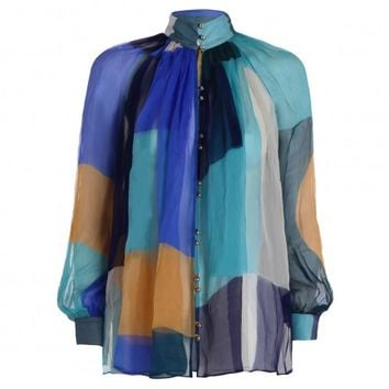 Esplanade Smock Blouse - The Latest