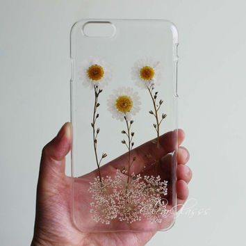 Handmade Real Natural Pressed Flower iphone 6 cases iPhone 6 plus case iphone 5 5s cases  iphone 5c case samsung galaxy s4 s5 Note4 case