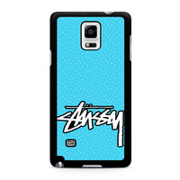 Stussy Raps St?ssy Surfware Clothing Samsung Galaxy Note 4 Case