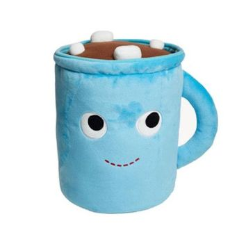 "Kidrobot Yummy World Coco Hot Chocolate 11"" Designer Plush"
