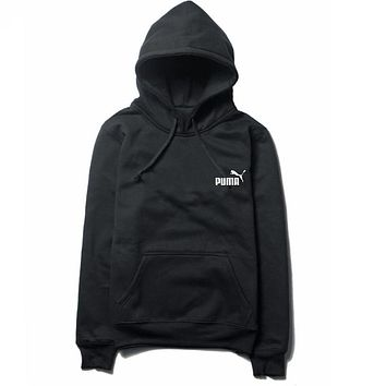 Trendsetter Puma Women Men Fashion Casual Top Sweater Pullover Hoodie