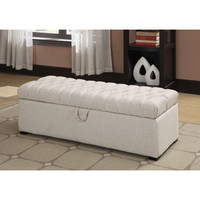 Coaster Storage Bench 500998