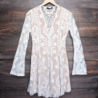 so baroque about you romantic lace dress