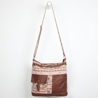 Southwest Print Tote Bag Multi One Size For Women 23489995701
