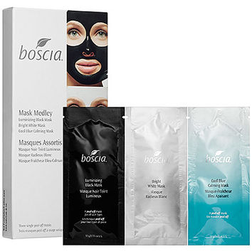 boscia Mini Mask Medley