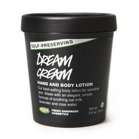DREAM CREAM - SELF PRESERVING