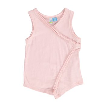 Pink Smoke Girl's Top